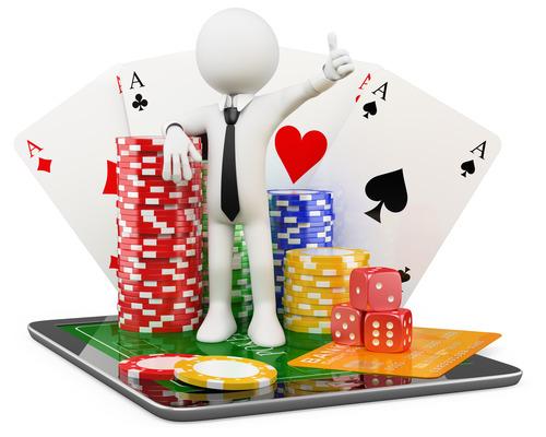 3D Man - Casino online games